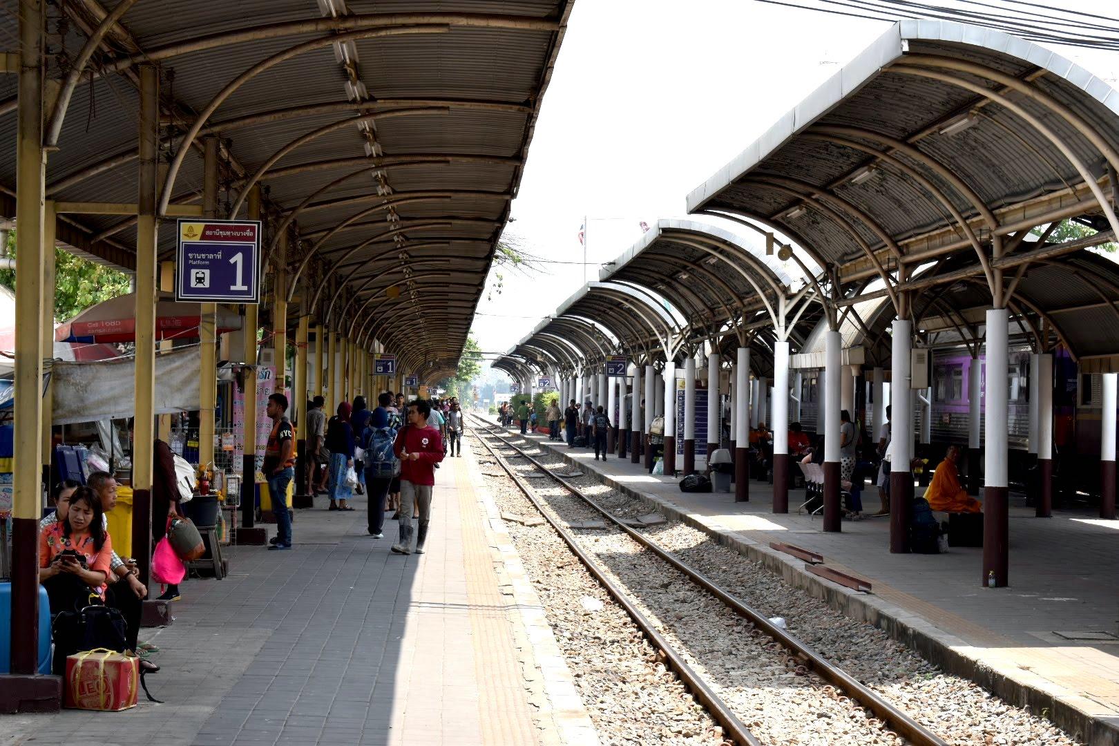 【ゆるふわタイ紀行】タイの国鉄公式サイトで夜行列車予約してみたゾ